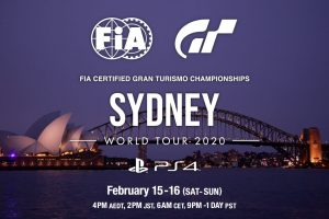 Gran Turismo Championships to be held in Sydney in 2020