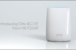 Netgear solves your NBN issues with a new 4G LTE WiFi router