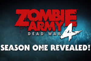 Zombie Army 4: Dead War's season one content announced