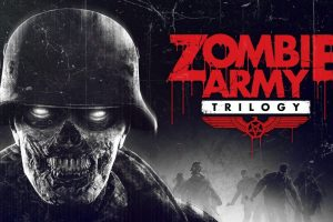 Rebellion's Zombie Army Trilogy is infecting Switch this year; includes local wireless multiplayer