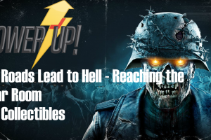 Zombie Army 4 – All Roads Lead to Hell – Reaching the War Room Collectibles Guide