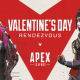 Apex Legends Valentine's Day Rendezvous starts today