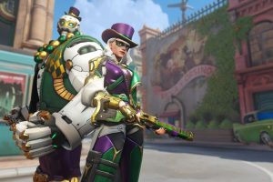 Ashe's Mardi Gras Challenge and Experimental Mode added to Overwatch