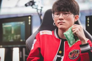 Esports Pro Faker Signs Three-Year Deal, Becomes Co-Owner of T1