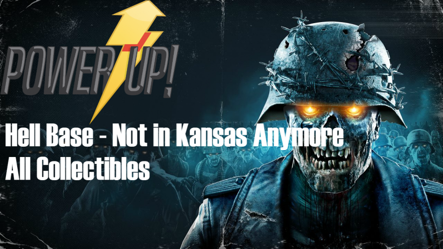Zombie Army 4 – Hell Base – Not in Kansas Anymore Collectibles Guide