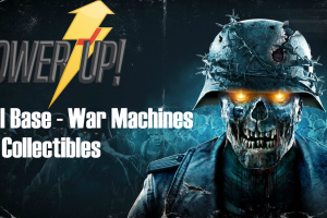 Zombie Army 4 – Hell Base – War Machines Collectibles Guide