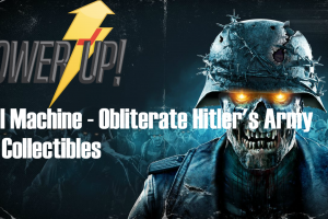 Zombie Army 4 – Hell Machine – Obliterate Hitler's Army Collectibles Guide