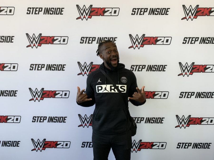 WWE's Kofi Kingston on Melbourne, winning and losing, The Rock and video games