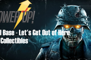 Zombie Army 4 – Hell Base – Let's Get Out of Here Collectibles Guide