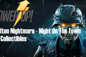 Zombie Army 4 – Molten Nightmare – Night on the Town Collectibles Guide