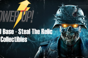 Zombie Army 4 – Hell Base – Steal the Relic Collectibles Guide