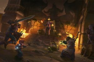 Blackwing Lair is live on all WoW Classic Realms