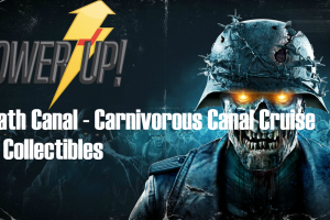 Zombie Army 4 – Death Canal – Carnivorous Canal Cruise Collectibles Guide