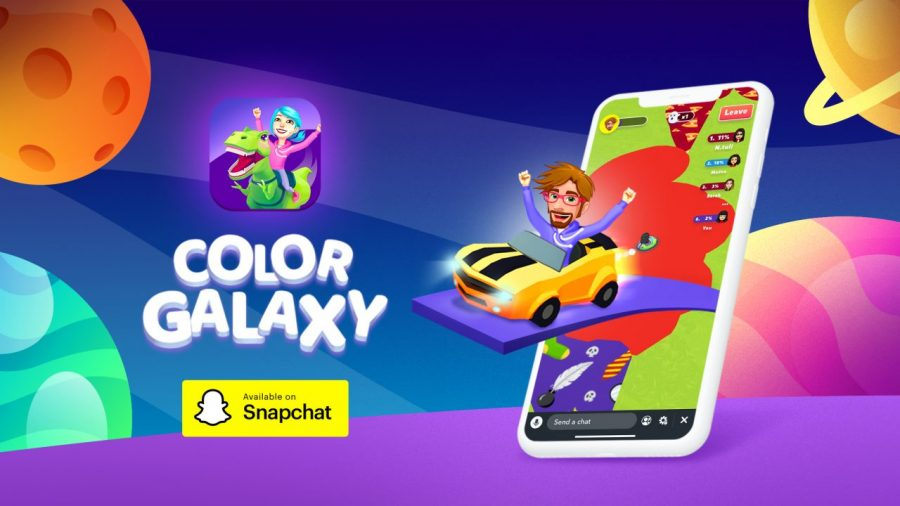 Color Galaxy is now available on Snap Games in Australia