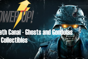 Zombie Army 4 – Death Canal – Ghosts and Gondolas Collectibles Guide
