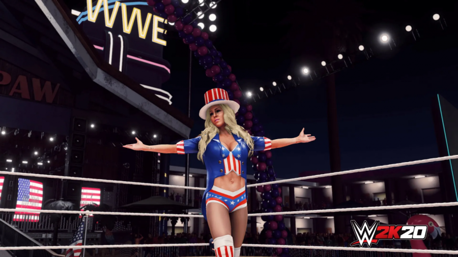 Southpaw Regional Wrestling brings the 1980s to WWE 2K20