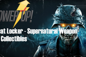 Zombie Army 4 – Meat Locker – Supernatural Superweapon Collectibles Guide