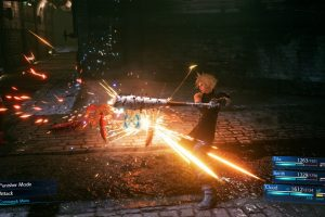 """Final Fantasy 7 Remake was nearly a """"full-on, modern action game"""""""