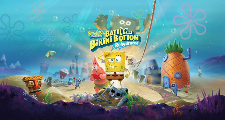 Hands-on with SpongeBob SquarePants: Battle for Bikini Bottom Rehydrated – I'm Ready!