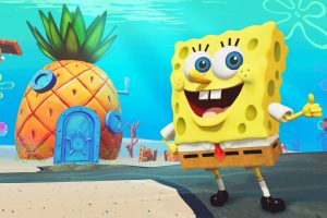 Watch a comparison of SpongeBob SquarePants: Battle for Bikini Bottom footage with the original