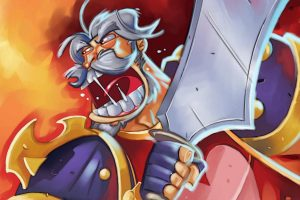 Leeroy Jenkins enters the Hearthstone Hall of Fame in Year of the Phoenix