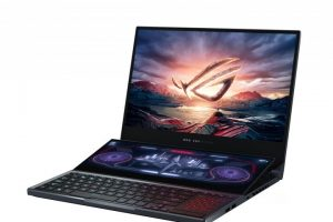 The dual screen Zephyrus Duo 15 leads Asus spring laptop updates