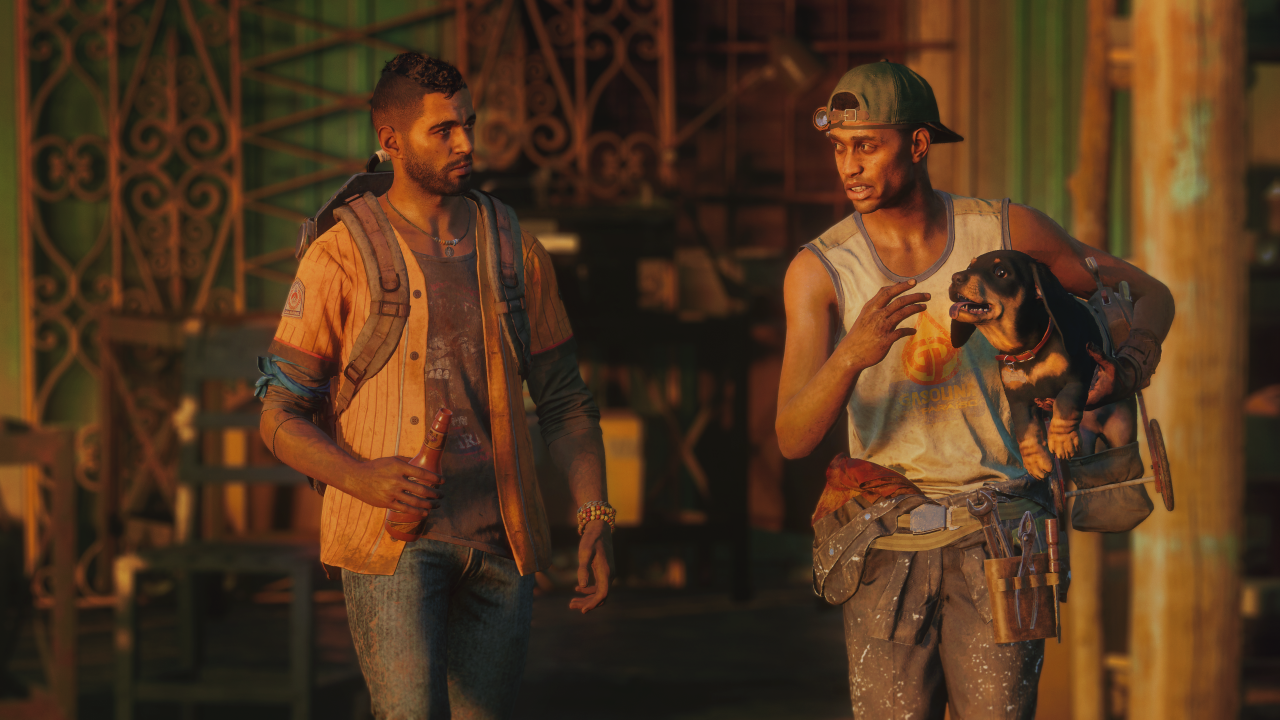 You Can Play As A Female Or Male Character In Far Cry 6 Powerup